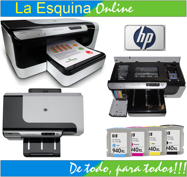 Manual De Hp Officejet Pro 8000